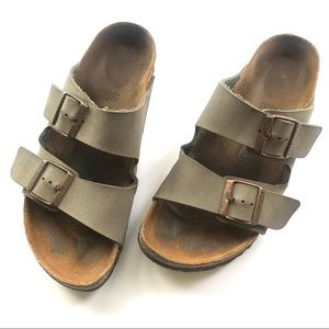 Birkenstock's women's sandals size 40/US9